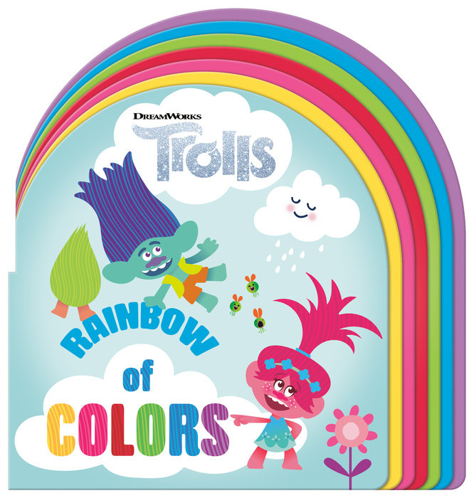 Rainbow of Colors (DreamWorks Trolls)