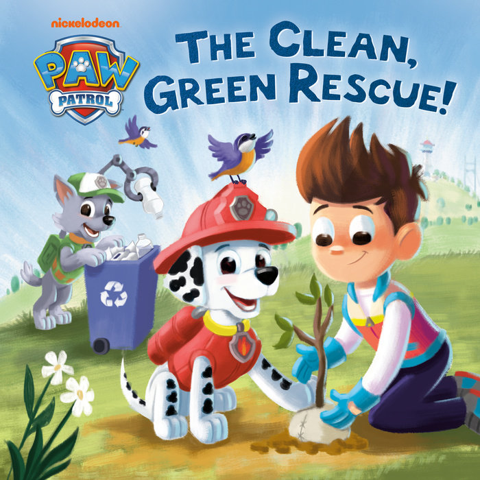 The Pups Save the Earth (PAW Patrol)