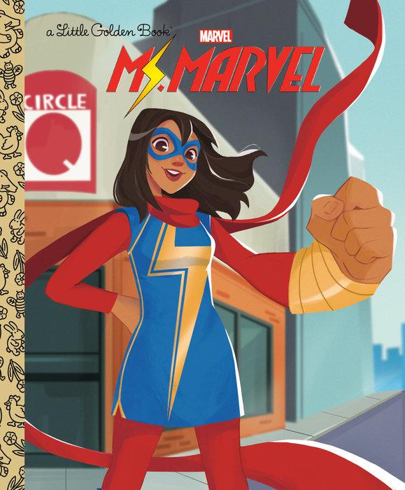 Kamala Khan: Ms. Marvel Little Golden Book (Marvel Ms. Marvel)