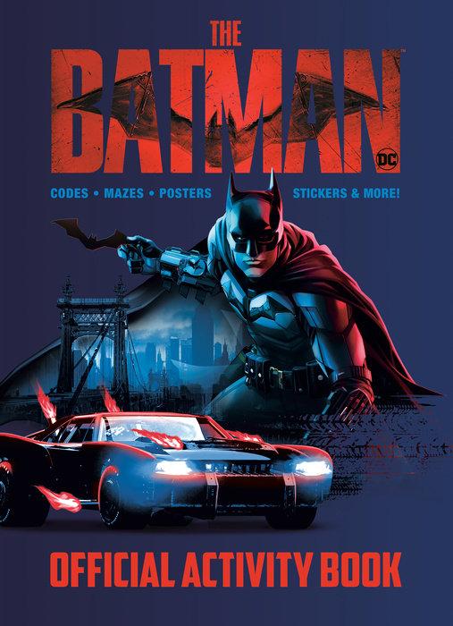 The Batman Official Activity Book (The Batman)