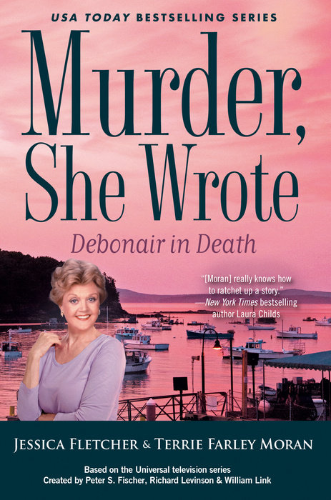 Murder, She Wrote: Debonair in Death