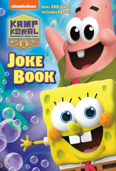 Kamp Koral Joke Book (Kamp Koral: SpongeBob's Under Years)