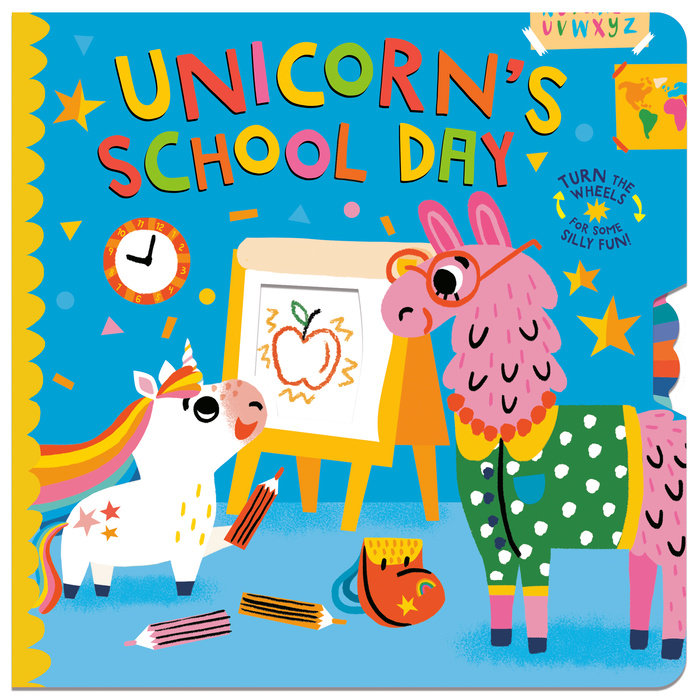 Unicorn's School Day