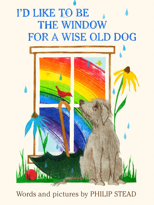 I'd Like to Be the Window for a Wise Old Dog