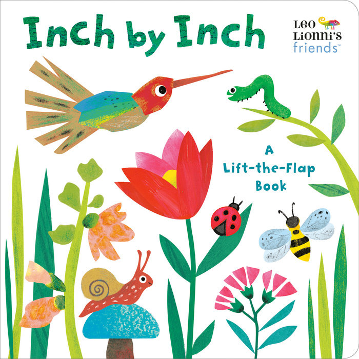 Inch by Inch: A Lift-the-Flap Book (Leo Lionni's Friends)