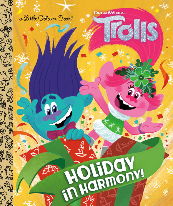 Holiday in Harmony! (DreamWorks Trolls)