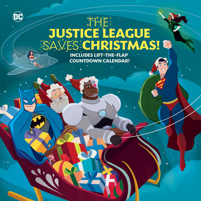 The Justice League Saves Christmas! (DC Justice League)