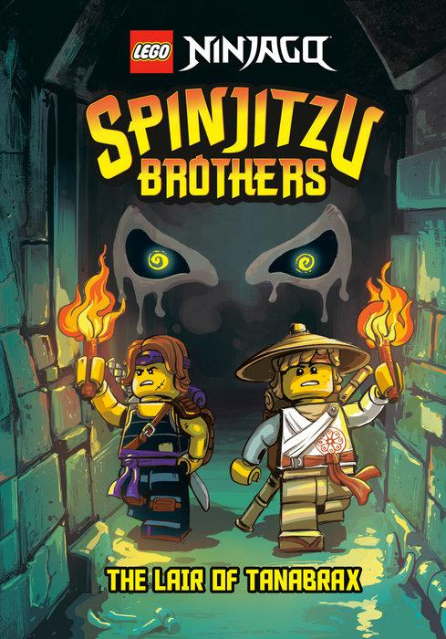 Spinjitzu Brothers #2: The Lair of Tanabrax (LEGO Ninjago)