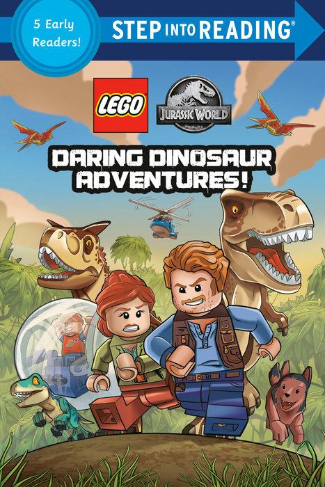 Daring Dinosaur Adventures! (LEGO Jurassic World)