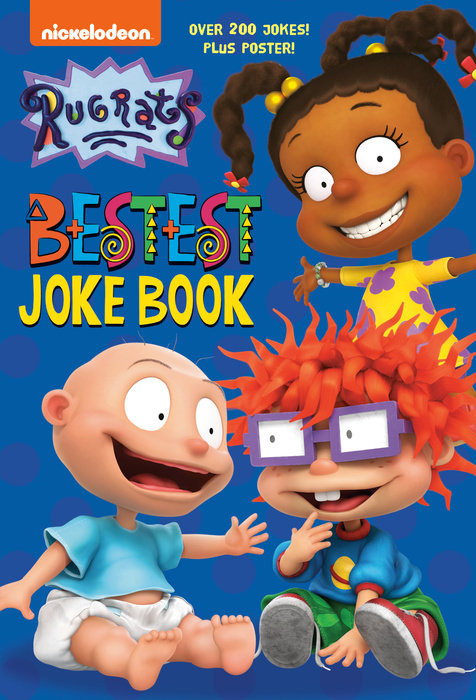 The Rugrats' Bestest Joke Book (Rugrats)