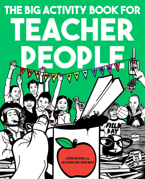 The Big Activity Book for Teacher People