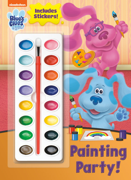 Painting Party! (Blue's Clues & You)