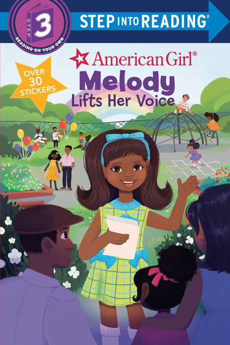 Melody Lifts Her Voice (American Girl)
