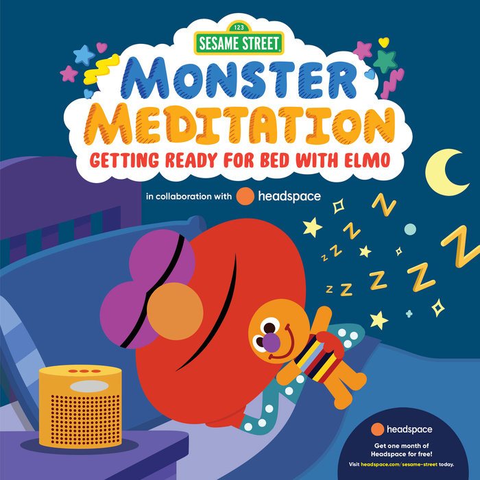 Sesame Street: Monster Meditation: Getting Ready for Bed with Elmo