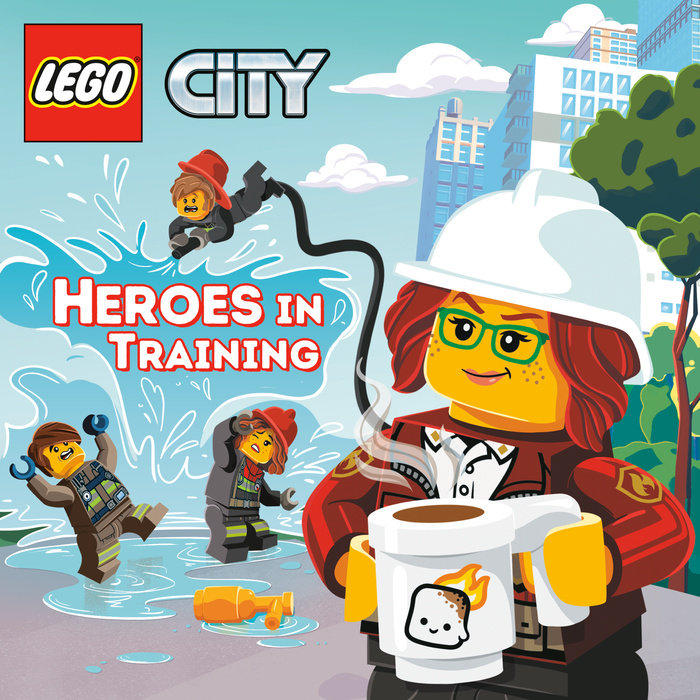 Heroes in Training (LEGO City)