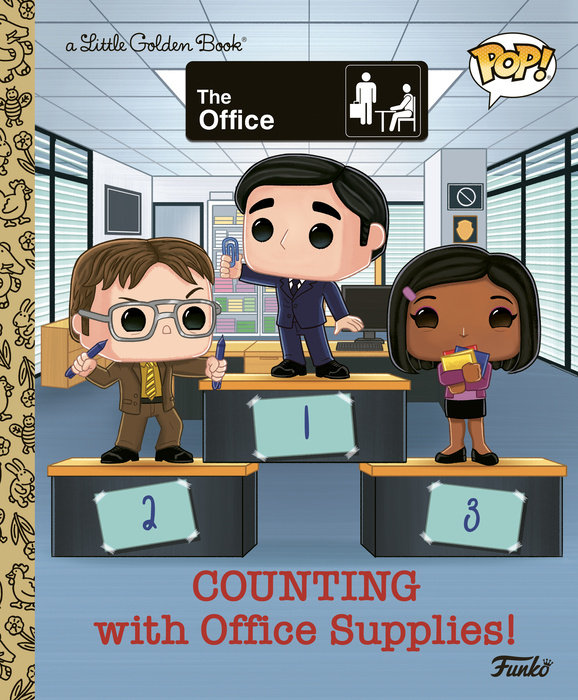 The Office: Counting with Office Supplies! (Funko Pop!)