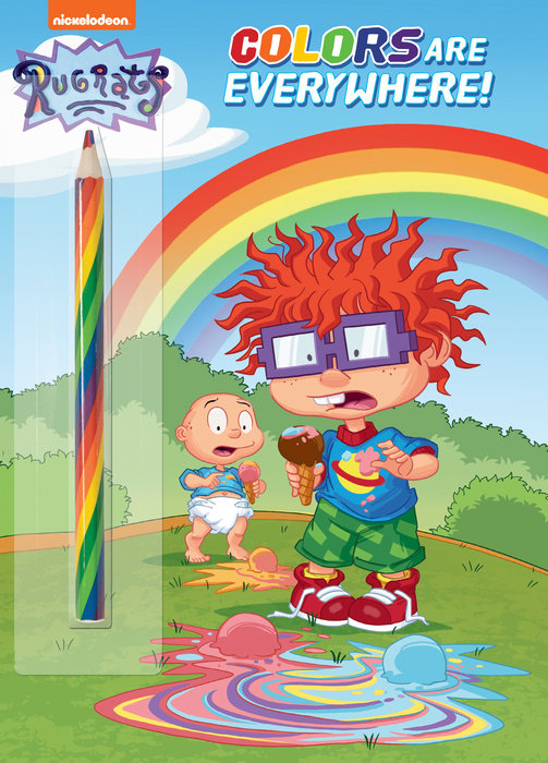 Colors Are Everywhere! (Rugrats)