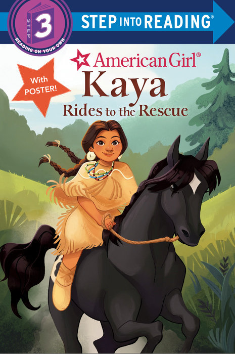 Kaya Rides to the Rescue (American Girl)