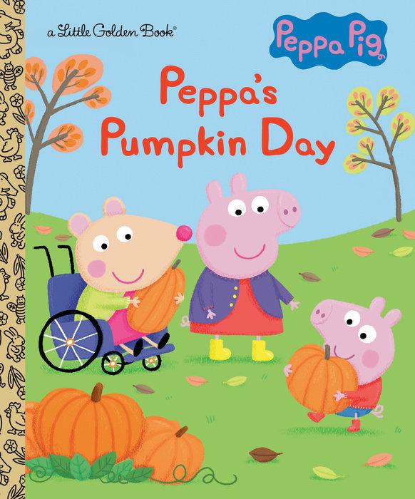 Peppa's Pumpkin Day (Peppa Pig)