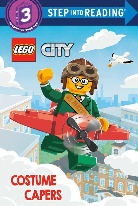Costume Capers (LEGO City)