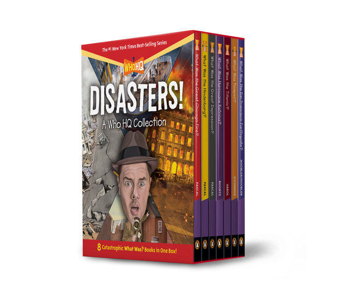 Disasters!: A Who HQ Collection
