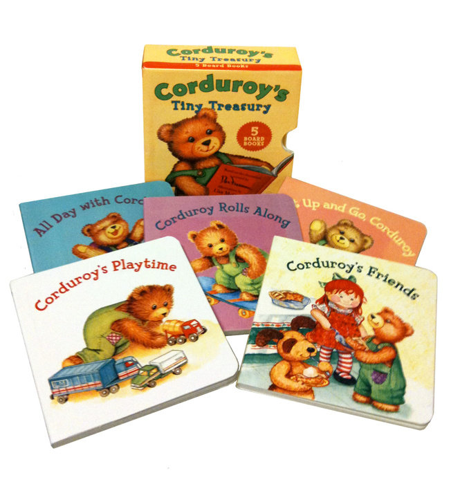 Corduroy's Tiny Treasury