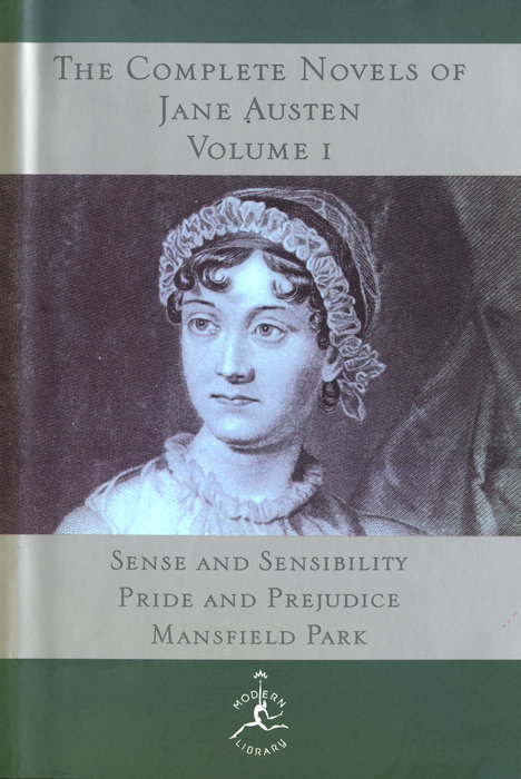 The Complete Novels of Jane Austen, Volume I