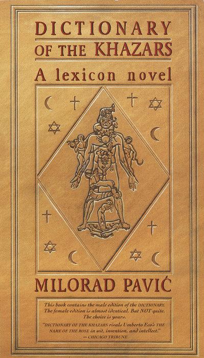 Dictionary of the Khazars (M) by Milorad Pavic