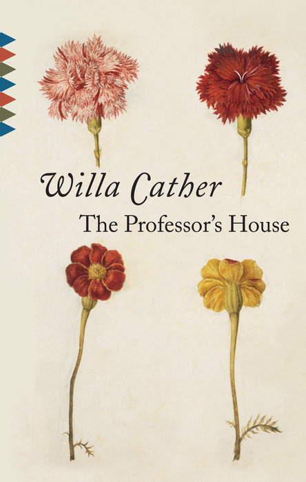 the changing persona in willa cathers book the professors house