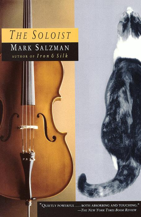 true notebooks by mark salzman