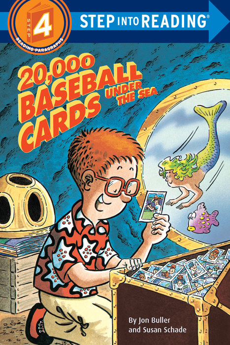 20,000 Baseball Cards Under the Sea