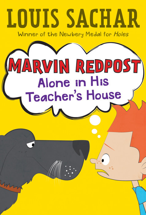 Marvin Redpost #4: Alone in His Teacher's House