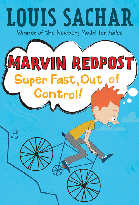 Marvin Redpost #7: Super Fast, Out of Control!