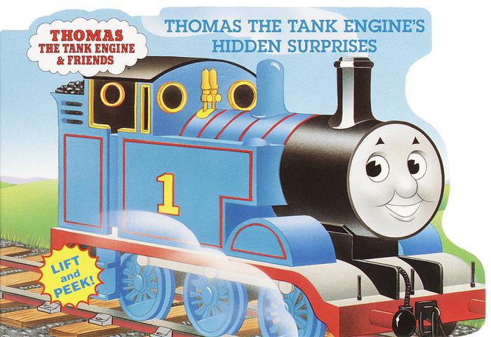 Thomas the Tank Engine's Hidden Surprises (Thomas & Friends)