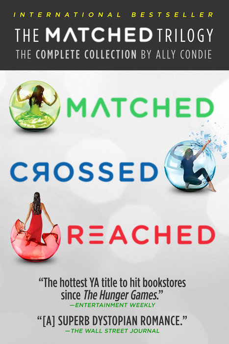 The Matched Trilogy