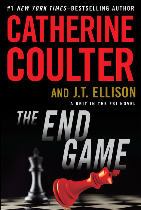 The End Game book cover