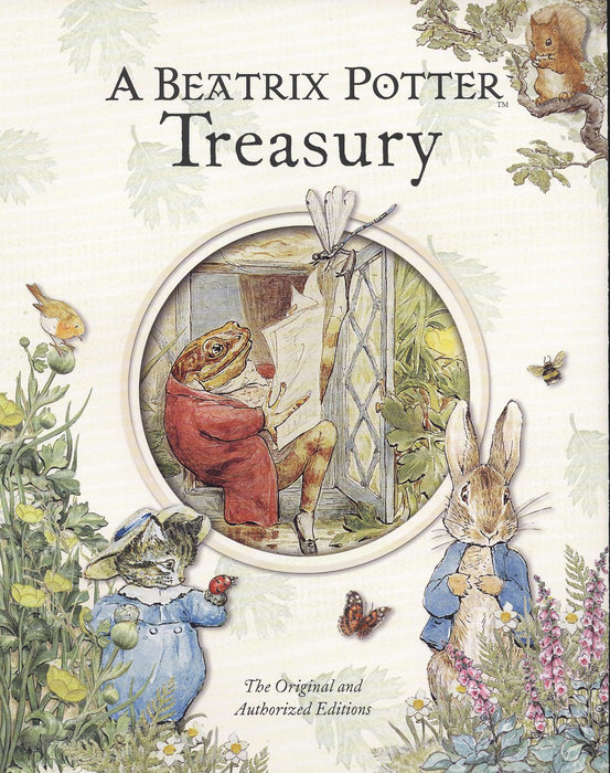 CP Beatrix Potter Treasury