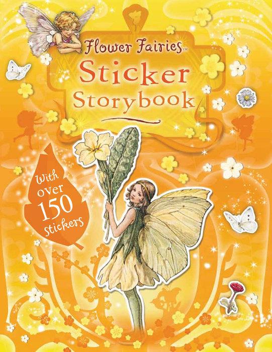 Flower Fairies Sticker Storybook
