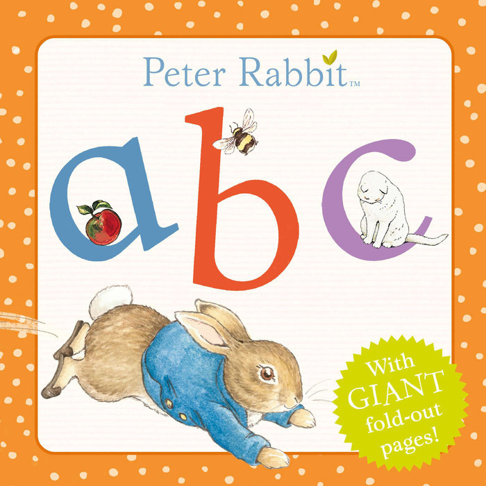 Peter Rabbit A B C