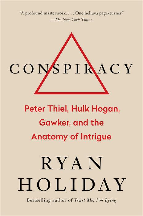 Conspiracy Penguin Random House Education