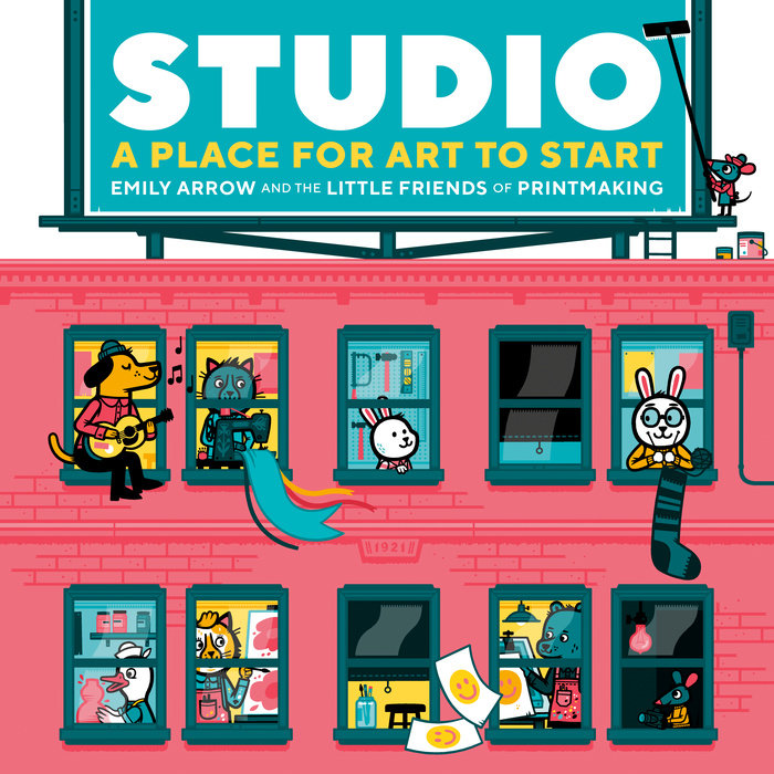 Studio: A Place for Art to Start