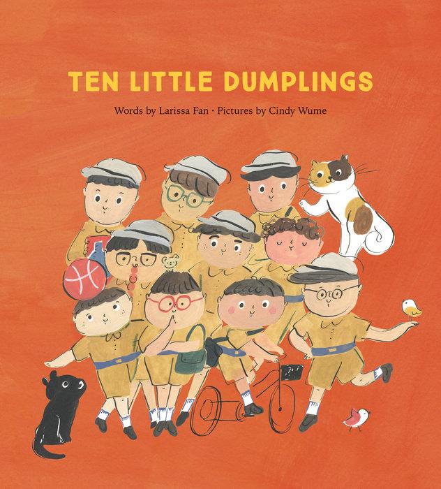Ten Little Dumplings
