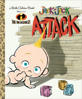 Jack-Jack Attack (Disney/Pixar The Incredibles)