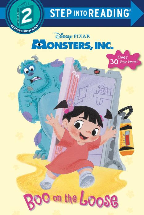 Boo on the Loose (Disney/Pixar Monsters, Inc.)