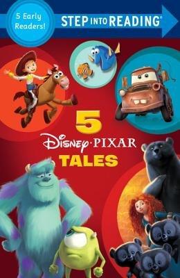 Five Disney/Pixar Tales (Disney/Pixar)
