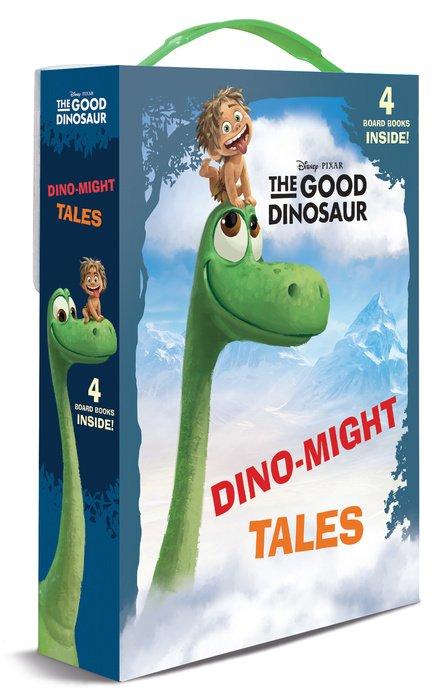 Dino-Might Tales (Disney/Pixar The Good Dinosaur)