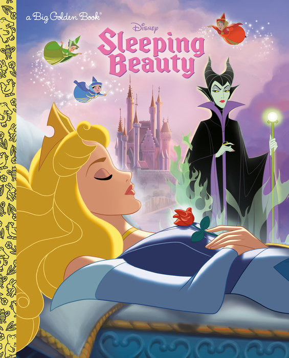 Sleeping Beauty Big Golden Book (Disney Princess)