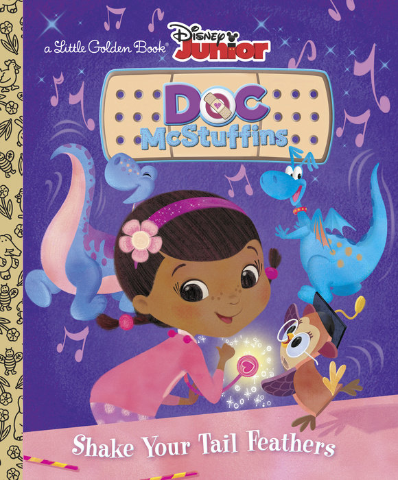 Shake Your Tail Feathers (Disney Junior: Doc McStuffins)