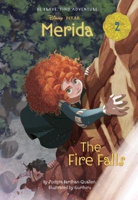 Merida #2: The Fire Falls (Disney Princess)
