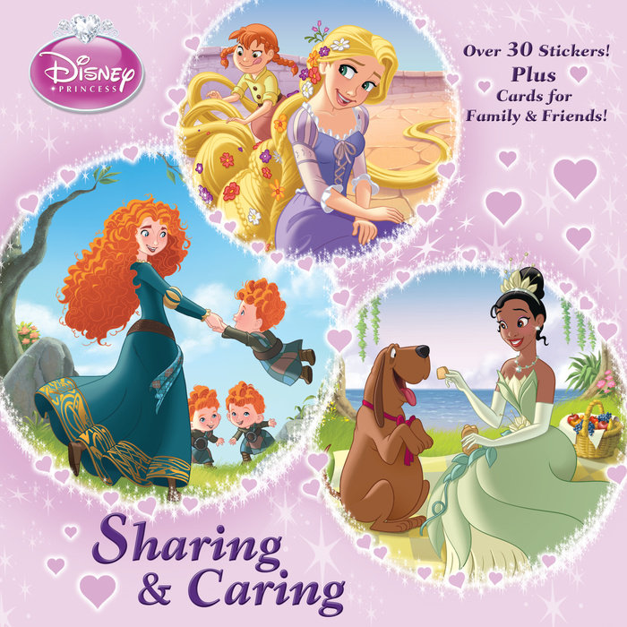 Sharing & Caring (Disney Princess)